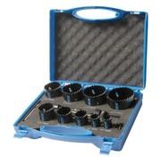 Labor Cassette gatzaag Bi-metaal Monteur pvc