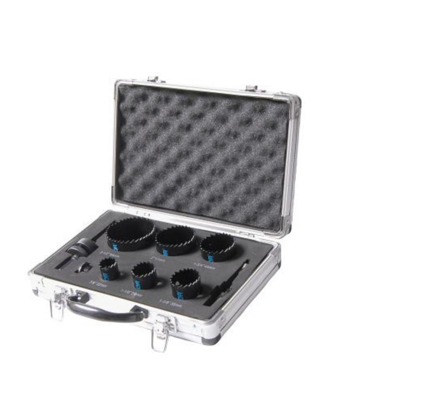 Cassette gatzaag Bi-metaal loodgieter Alu