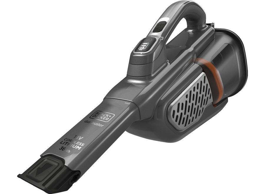 Black+Decker BHHV520JF-QW Kruimelzuiger