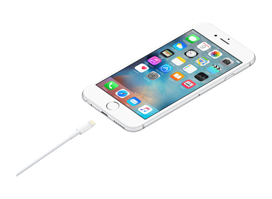 Apple Lightning to USB Cable 1 Meter