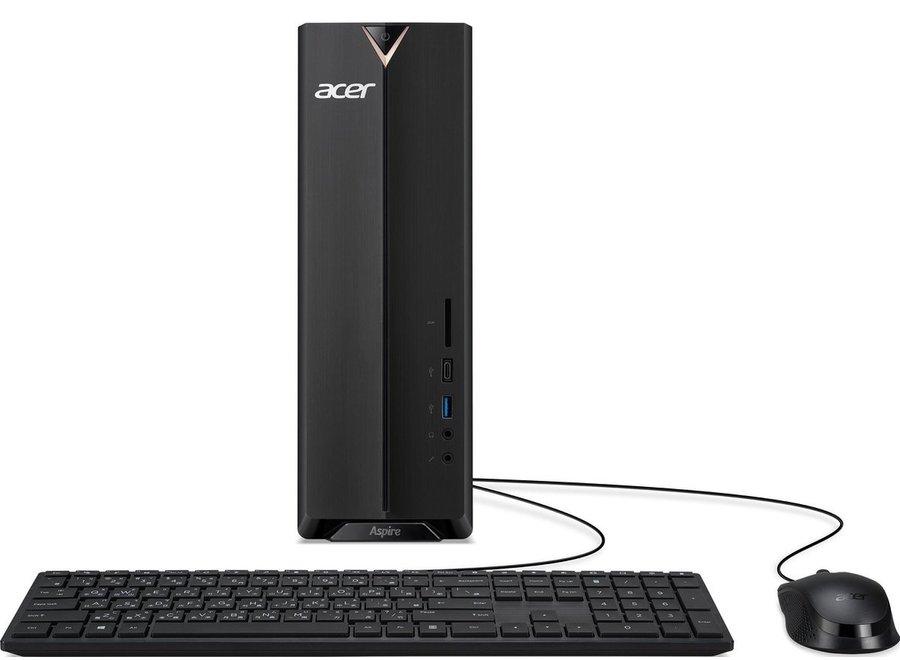 Acer Aspire XC Desktop PC (XC-886 I3815 NL)