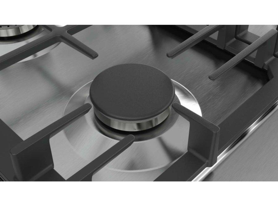 Bosch PCP6A5L90N Inbouw Gaskookplaat 60 cm
