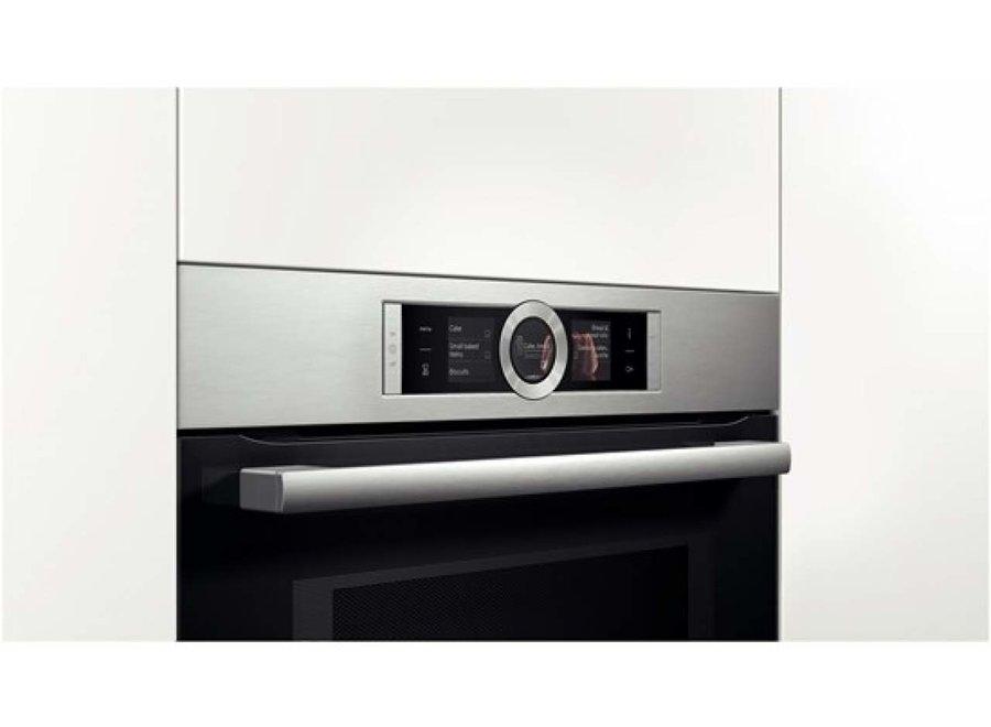 Bosch HMG636BS1 Inbouw oven met magnetron 60cm