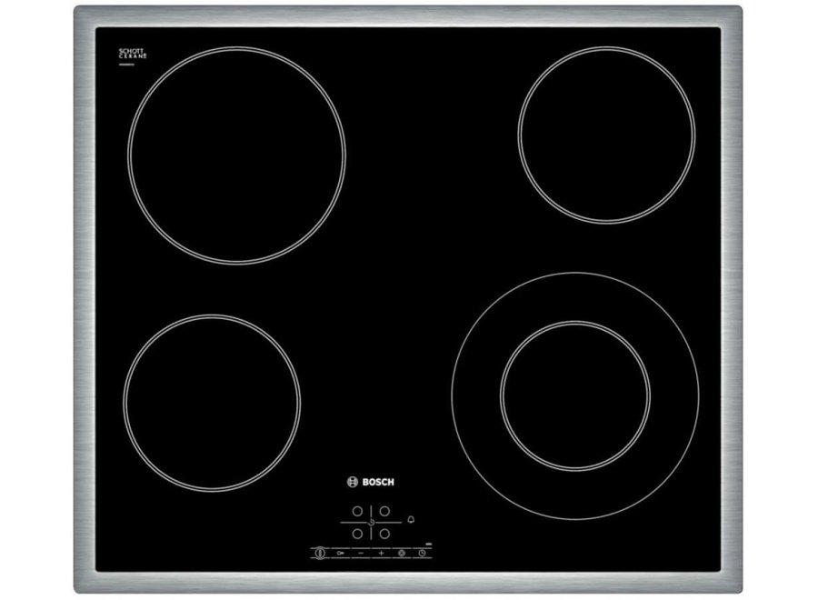 Bosch PKF645B17E Inbouw Keramische Kookplaat 60 cm