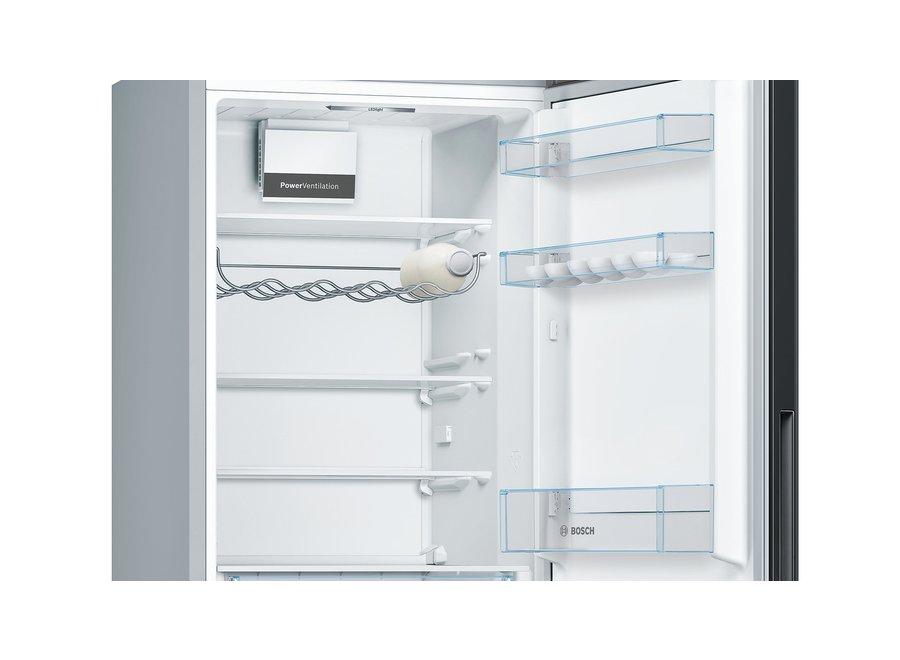 Bosch KGV36VBEAS Vrijstaande koel-vriescombinatie