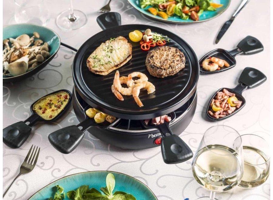 Bestron ARC650 Gourmetstel 6-persoons