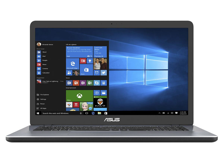 ASUS 17.3 inch Laptop (A705MA-BX188T)