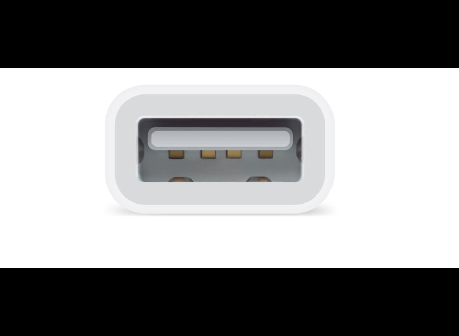 Apple Lightning to USB Camera Adapter voor iPad