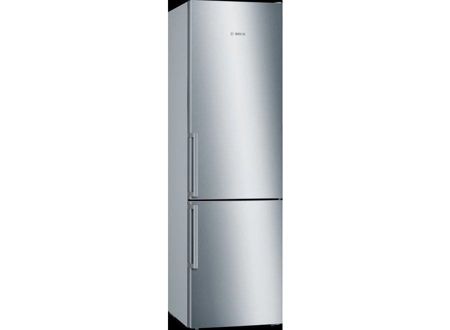 Bosch KGE398IBP Vrijstaande koel-vriescombinatie
