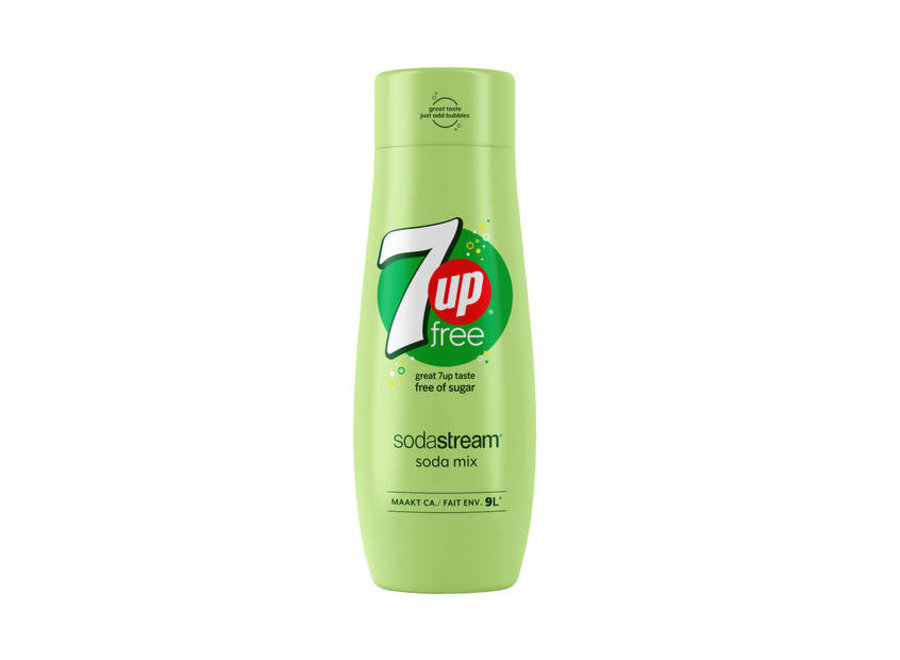 SodaStream Flavour 7UP Free - 440ml