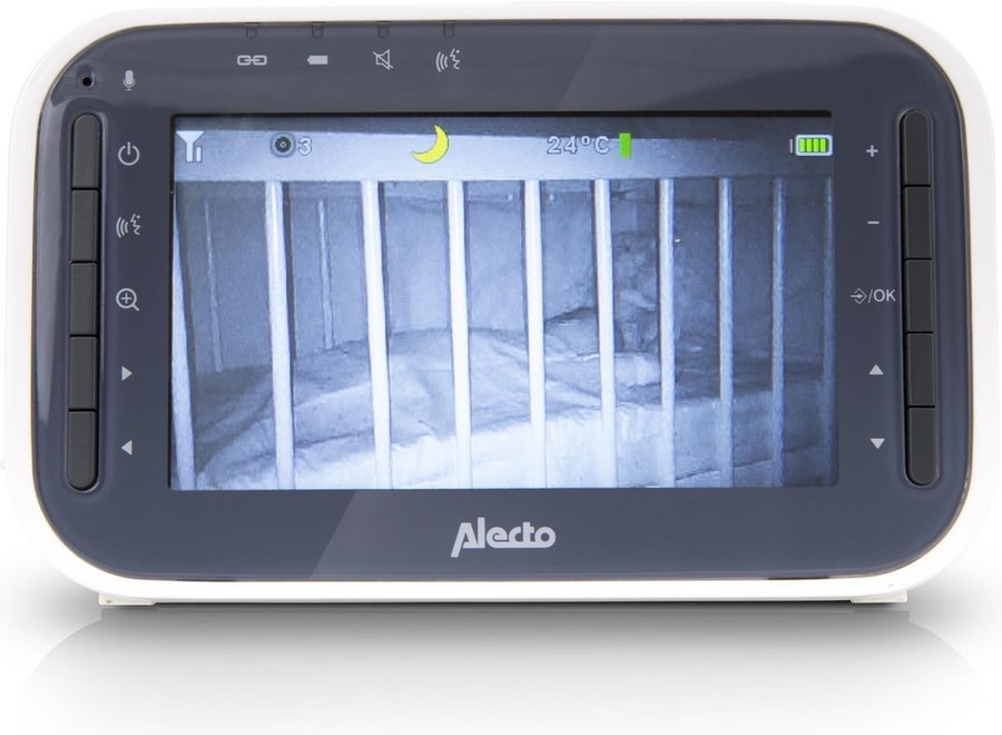 Alecto DVM-200 Babyfoon met camera