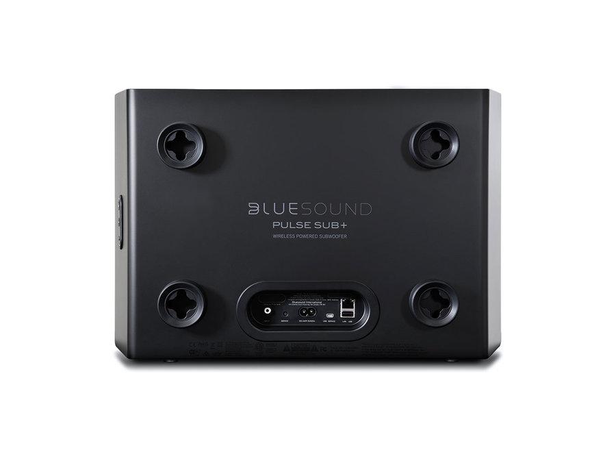 Bluesound PULSE SUB + Zwart Draadloze subwoofer
