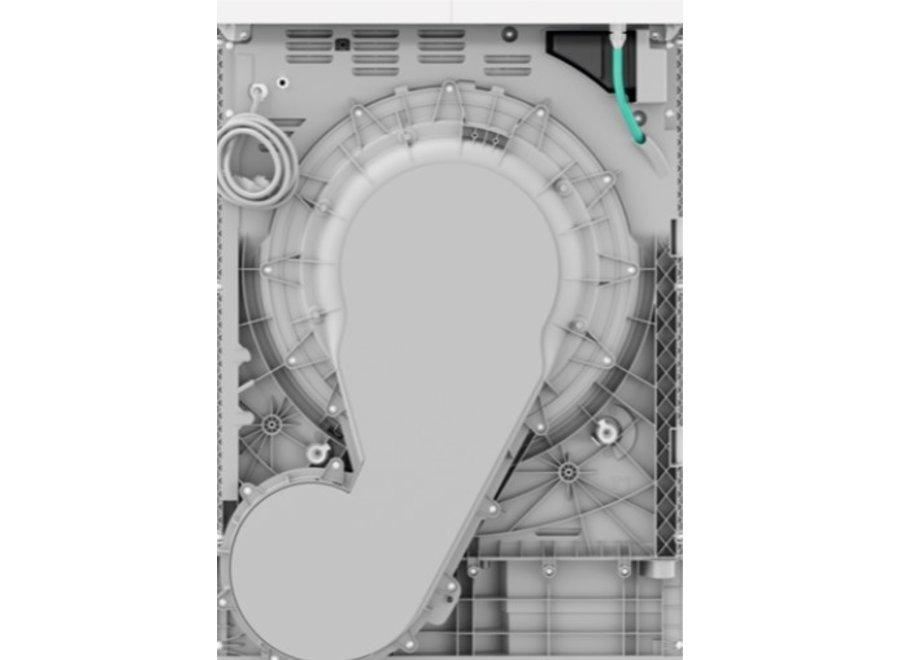 AEG T8DEN84CS Warmtepompdroger