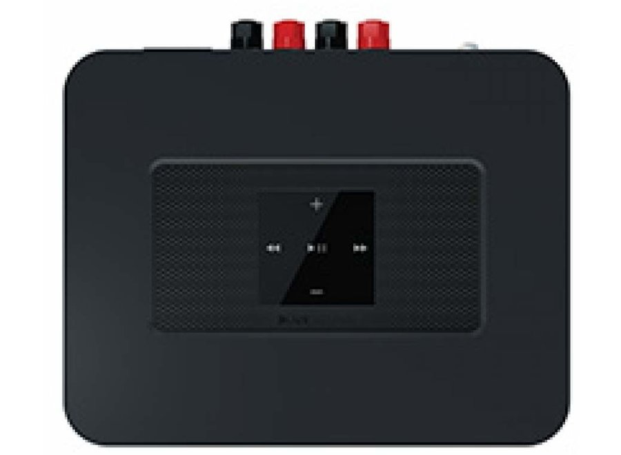 Bluesound Powernode 2 Zwart streaming versterker