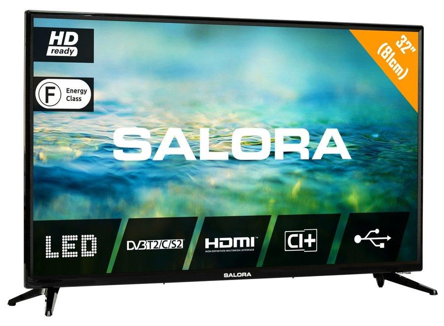 Salora 32LTC2100 - 32 inch Led tv