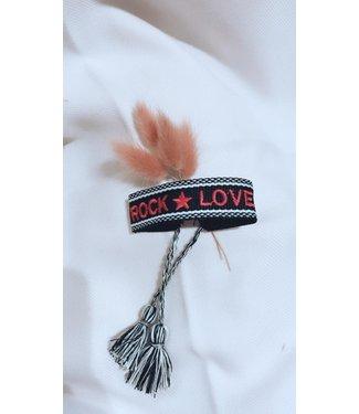 Rock & Love Bracelet