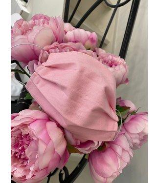 Roze mondmasker
