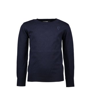 Le Chic Garçon Donkerblauwe pullover