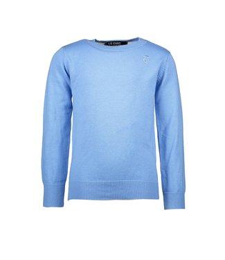 Le Chic Garçon Licht blauwe pullover