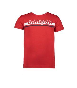 Le Chic Garçon Rode garçon t-shirt