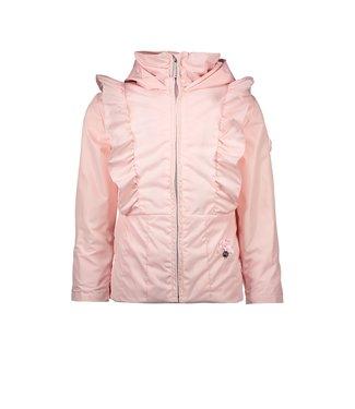 Le Chic Roze jas met ruffles