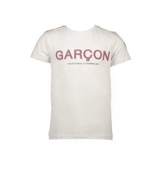 Le Chic Garçon Witte charming boy t-shirt