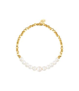 Bracelet Pearlish - Gold