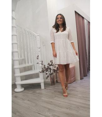 Rosalie witte jurk