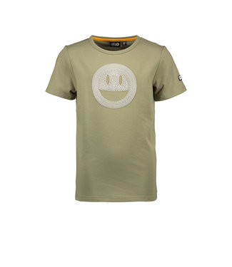 Like Flo Army jersey tee smiley