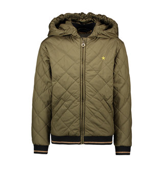 Like Flo Hooded summer jacket - Army