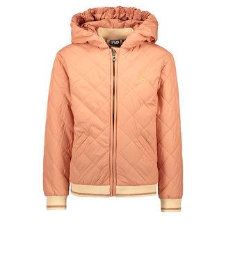 Like Flo Hooded summer jacket - Blush