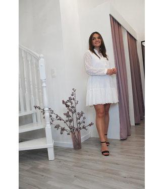 Witte Thelma jurk