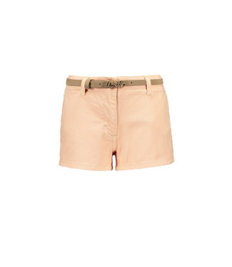 Like Flo Light pink denim short