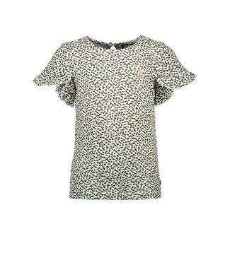 Like Flo Animal jersey top