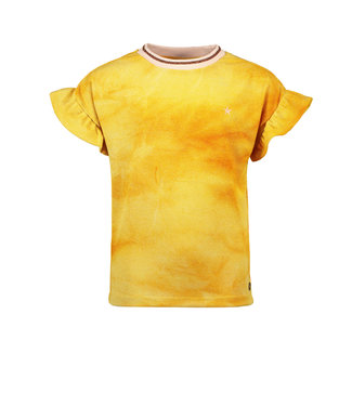 Like Flo Sunflower bleach t-shirt