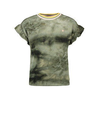 Like Flo Army bleach t-shirt