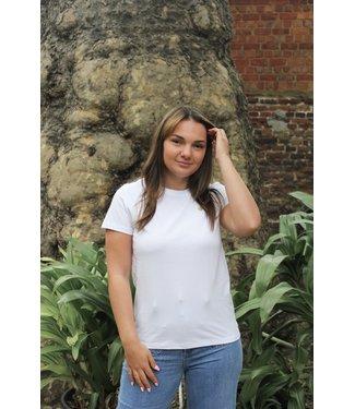 Amelie t-shirt - Goud