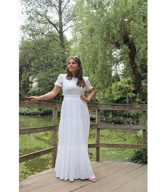 Victoria dress - wit
