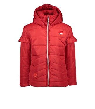 Bibi jas - rood