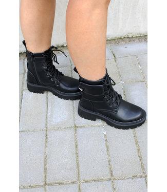 Sofia boots - zwart