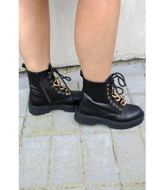 Zita boots - zwart