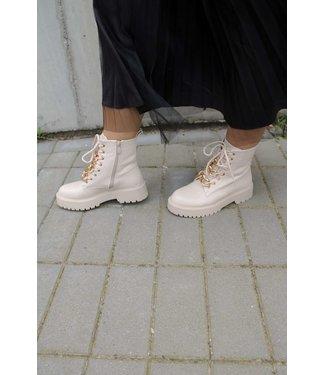 Zita boots - beige