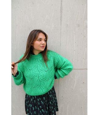 Lucia pull - groen