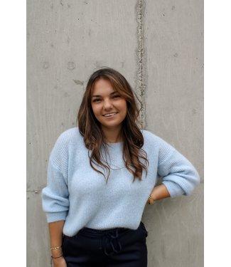 Alessia pull - blauw