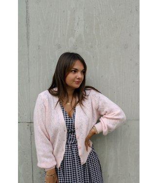 Ella vest - roze
