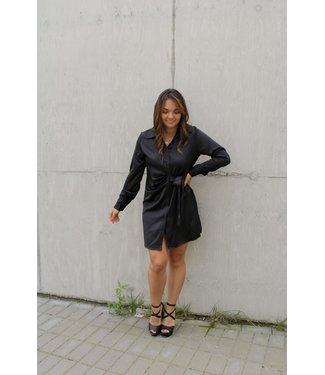 Valeria jurk - zwart