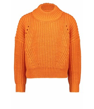 Brighty knit - Orange