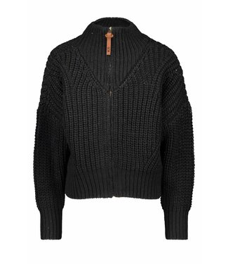Two to go knit - Black