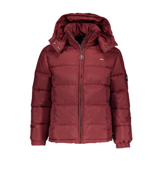 Quilted jacket - Bordeaux