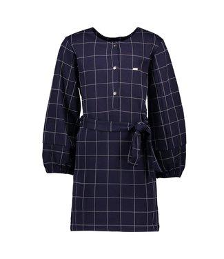 Suzie modern check dress